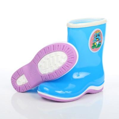 南源儿童雨鞋雨靴男女童中大童时尚雨鞋防滑时尚中筒水鞋包邮